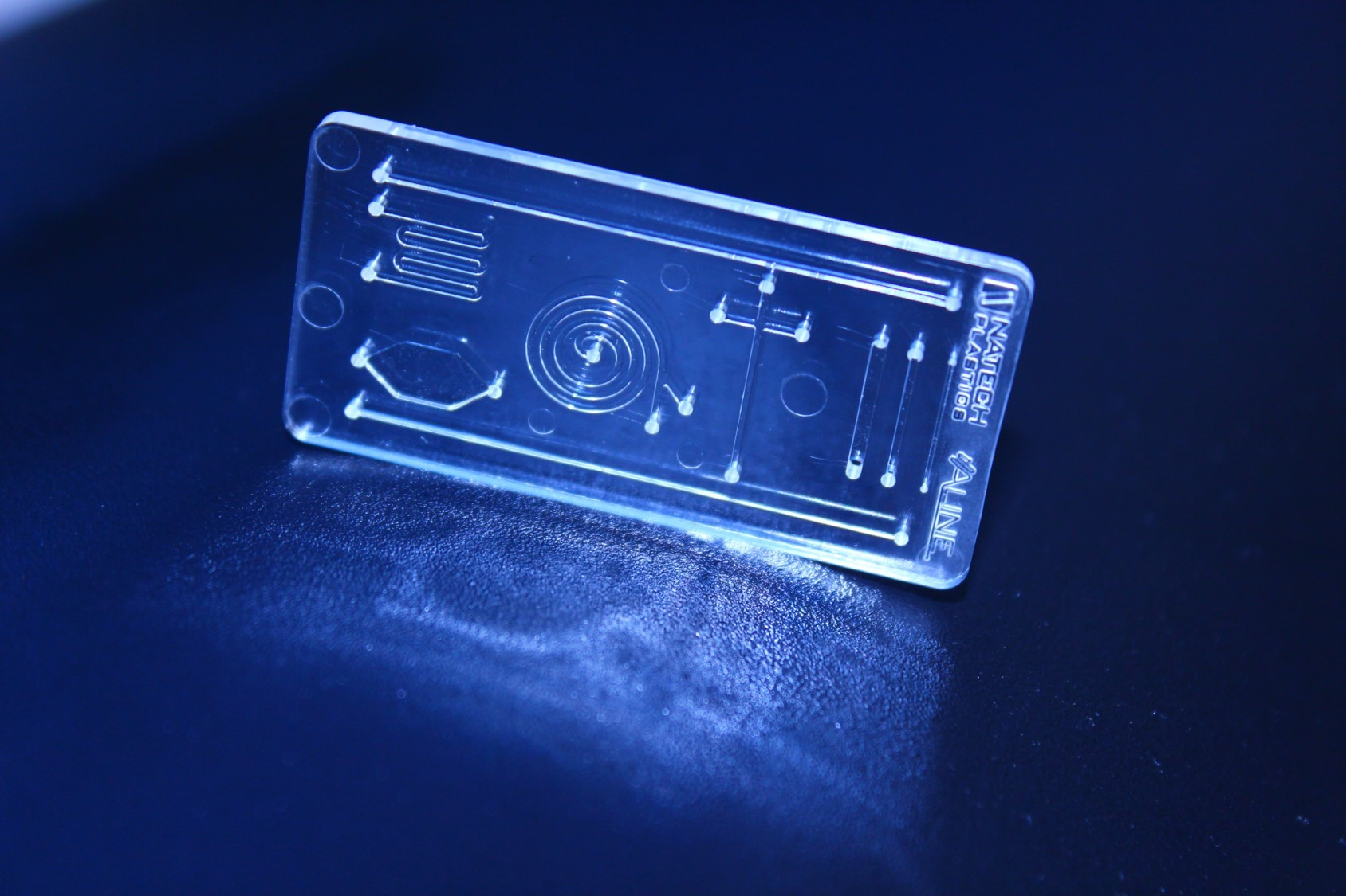 Microfluidics: Breaking the Rules to Achieve Scale