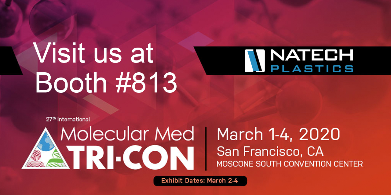 Visit the Natech Booth at Molecular Med Tri-Con 2020